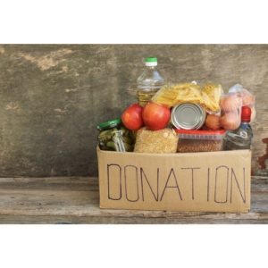 Help fight coronavirus by donating to your food bank