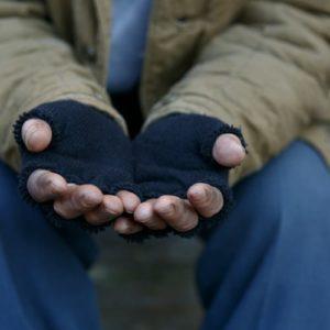 Help the homeless during the coronavirus outbreak