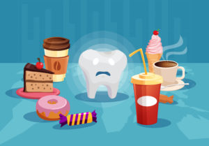 Foods that may cause your teeth to become discolored